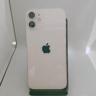 新品未使用 iphone12 mini 128 ホワイト(スマートフォン本体)