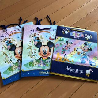 ディズニー(Disney)のディズニーホテル ショッパー 限定(ノベルティグッズ)
