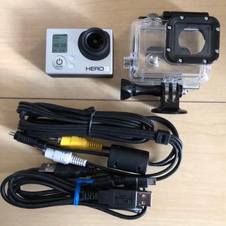 ゴープロ(GoPro)のGoPro3 ホワイトエディション(コンパクトデジタルカメラ)