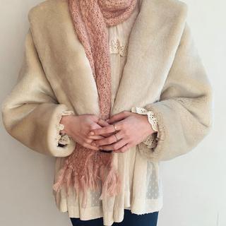 ベリーブレイン(Verybrain)のverybrain  Fur jacket ファージャケット(毛皮/ファーコート)