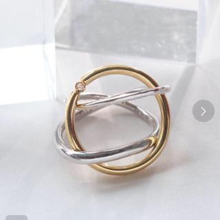 ジュピターゴールドレーベル(jupiter GOLD LABEL)のジュピター rainbow reflectionリング(リング(指輪))