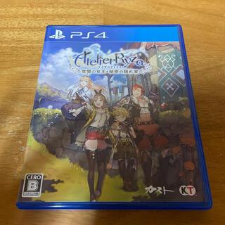 プレイステーション4(PlayStation4)のライザのアトリエ ps4(家庭用ゲームソフト)