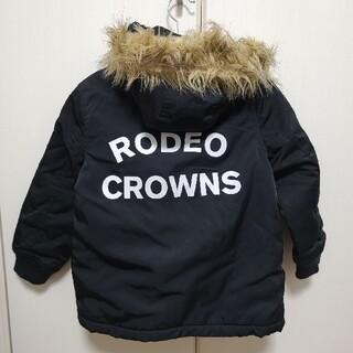 RODEO CROWNS WIDE BOWL - 2/28削除しますロデオクラウンズ キッズ モッズコート