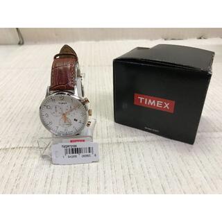 タイメックス(TIMEX)のtimex ウォーターベリー タイメックス ブラウン 腕時計(腕時計(アナログ))