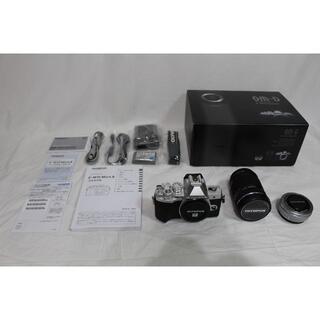 オリンパス(OLYMPUS)のほぼ新品 オリンパス ミラーレス一眼カメラ OM-D E-M10 MarkIII(ミラーレス一眼)