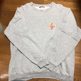 ユーピーレノマ(U.P renoma)の古着 スウェット renoma 刺繍ロゴ(スウェット)