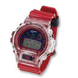 ジーショック(G-SHOCK)の専用 広島カープ CASIO G-SHOCK 2021年 カシオ ジーショック(腕時計(デジタル))