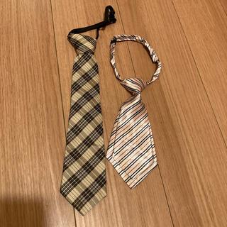 男児 ネクタイ 2つセット(その他)