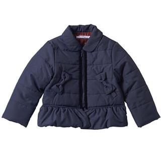 ファミリア(familiar)のcherie様専用 ファミリア ジャケット 赤チェック 80サイズ(ジャケット/コート)