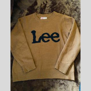 リー(Lee)のLee ニットセーター ブラウン(ニット/セーター)