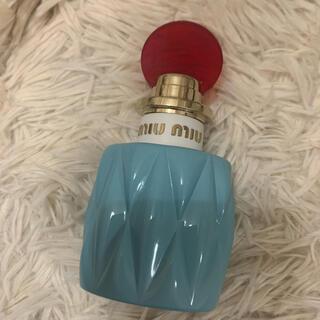 ミュウミュウ(miumiu)のmiumiu オードパルファム 50mL(香水(女性用))