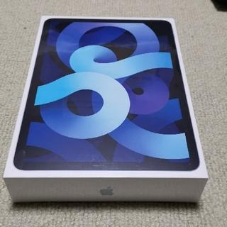 アイパッド(iPad)のiPad Air (10.9インチ Wi-Fi 256GB) スカイブルー(タブレット)