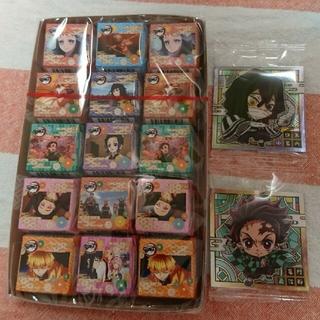 鬼滅の刃 チロルチョコ&ウエハースカード(キャラクターグッズ)