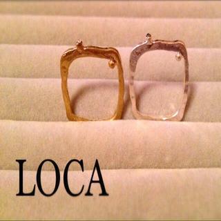 mm様☻*LOCA★真鍮リングset□(リング(指輪))
