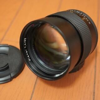 キョウセラ(京セラ)のPlanar 85mm F1.4MMJ_CONTAX(レンズ(単焦点))