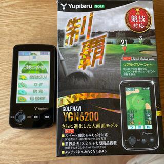 ユピテル(Yupiteru)のユピテル ゴルフナビ YGN6200(ゴルフ)