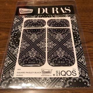 デュラス(DURAS)のDuras IQOS ステッカー デュラス アイコス ペイズリー シール(タバコグッズ)