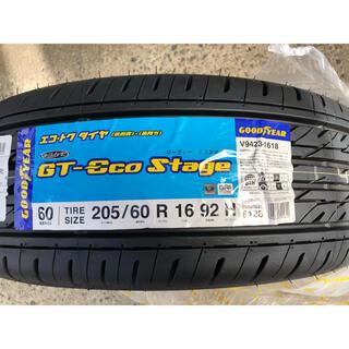 Goodyear - ラスト値下げ 新品 グッドイヤー 205/60r16 4本 未使用 20年製
