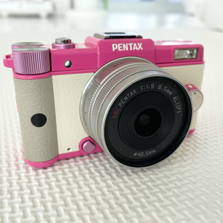 PENTAX - 【激レア 限定100台】Loewe x Pentax コラボ ペンタックスQ