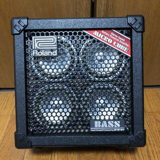 ローランド(Roland)のRoland Micro Cube Bass RX 中古品(ベースアンプ)