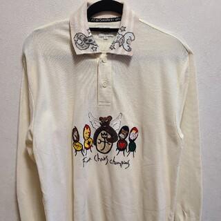 カステルバジャック(CASTELBAJAC)のカステルバジャック ポロシャツ 2 ホワイト(ポロシャツ)