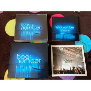 back number アンコール 初回限定盤a DVD(ポップス/ロック(邦楽))