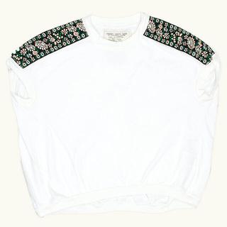 ゴートゥーハリウッド(GO TO HOLLYWOOD)のgotohollywood ビンテージ天竺 チロリー Tシャツ 150(Tシャツ/カットソー)