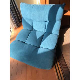 ニトリ(ニトリ)のつながるポケットコイル座椅子(クーンS) ニトリ(売約済)(座椅子)