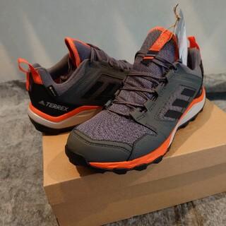 アディダス(adidas)の新品 アディダス TERREX GORE-TEXトレッキングシューズ27cm(登山用品)