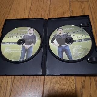 ken  yamamoto level3〜7 DVD5点セット(その他)