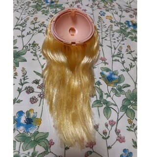 タカラトミー(Takara Tomy)の未使用 ネオブライス 頭皮パーツ「シンプリーラブミー」(人形)