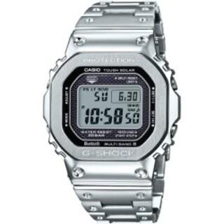 カシオ(CASIO)のG-SHOCK GMW-B5000D-1JFフルメタル シルバー 2台(腕時計(デジタル))