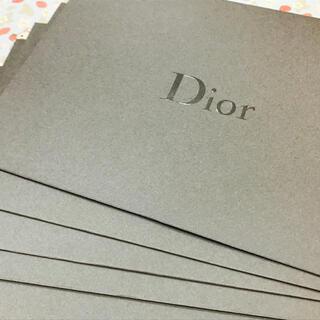 ディオール(Dior)のDior ディオール 封筒 6枚セット(カード/レター/ラッピング)
