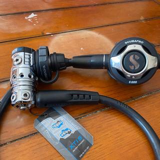 スキューバプロ(SCUBAPRO)のスキューバプロ レギュレーター MK25/S600 新品未使用(その他)