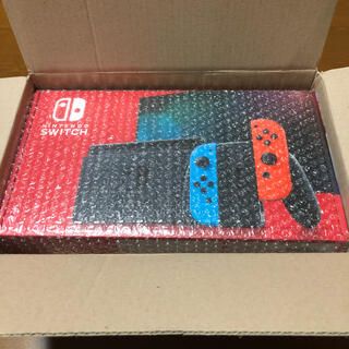 ニンテンドースイッチ(Nintendo Switch)のNintendo Switch スイッチ 新品 新型 新モデル 本体 未使用(家庭用ゲーム機本体)