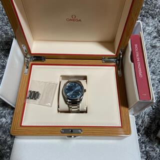 オメガ(OMEGA)のオメガ シーマスターアクアテラ 220.10.41.21.03.002(腕時計(アナログ))