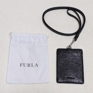 Furla - 【新品・未使用】FURLA フルラ レザーカードケース ブラック