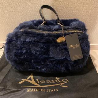 aleanto 新品未使用タグ付き ハンドバッグ