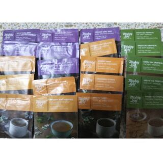 Mighty leaf 紅茶 ハーブティー TeaBag 20個セット(茶)