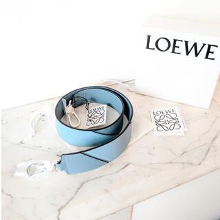 ロエベ(LOEWE)の残り1【新品・完売色】LOEWE パズル ショルダーストラップ 単品 バイカラー(その他)