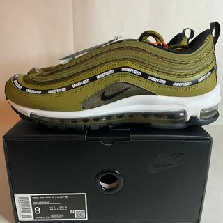 ナイキ(NIKE)の26cm UNDEFEATED x NIKE AIR MAX 97 (スニーカー)