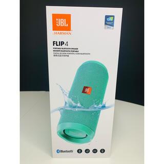フリップ(Flip)のJBL FLIP4 JBLFLIP4TEL Bluetoothスピーカー(スピーカー)