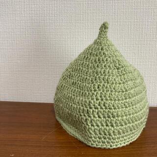どんぐり帽子・ハンドメイド(帽子)