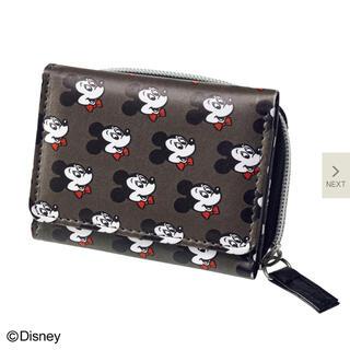 シップス(SHIPS)の【新品】mini付録 SHIPS any 特製 ミッキーマウス 財布(財布)