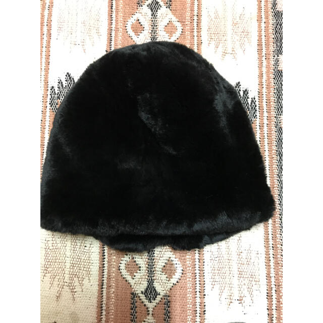 TOMORROWLAND(トゥモローランド)のミュールバウアー ファー 帽子 レディースの帽子(ニット帽/ビーニー)の商品写真