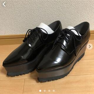 ムルーア(MURUA)のMURUA厚底ローファー(ローファー/革靴)