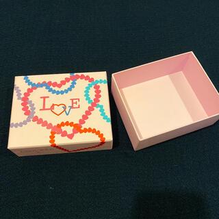 ラデュレ(LADUREE)のラデュレ LADUREE バレンタイン 箱(小物入れ)