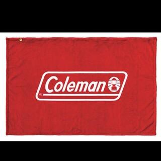 コールマン(Coleman)のBE-PAL ビーパル 付録 コールマン ブランケット 新品(その他)