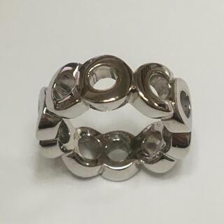 シャネル(CHANEL)の新品仕上げ★シャネル K18WG デカCOCO リング chanel(リング(指輪))