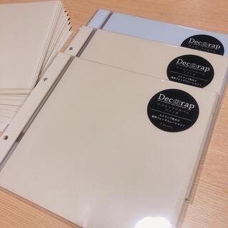 マークス(MARK'S Inc.)のデコラップアルバム リフィル(アルバム)